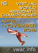 16. Virtual World Aerobatic Championship