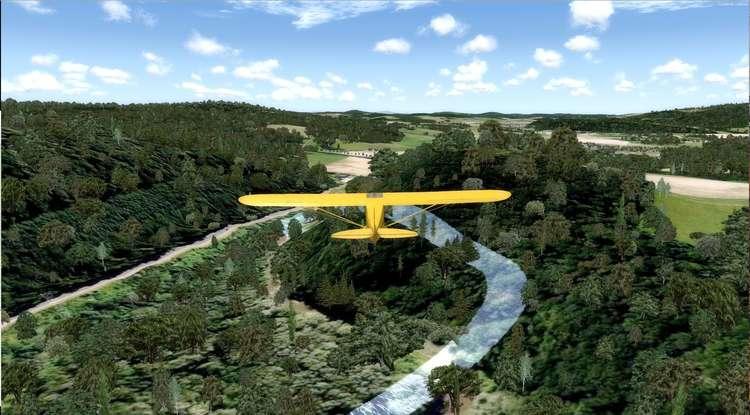 52396 B / 750 x 415 / Ondava v FSX a X-Plane.jpg