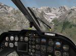 BK-117 v Alpách