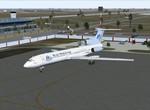 Tučko v Alžíru letiště Rabah Bitat