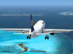 Maledivy A320