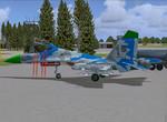 Su-27 UBK