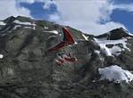 Sestup do údolí - Alpy2