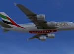 A380-800 Emirates A6-EDA