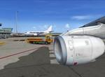 Avro RJ70 LZIB