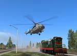 Mi-8MTV a Čmelák