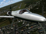 departure from LKTB rwy 28