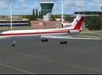 Tu-154B-2 OK-BYD