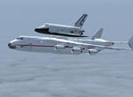 Antonov AN-225 Mriya a Buran