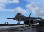 Připraven na vzlet z letadlové lodi