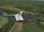Oblet letiště LKVM