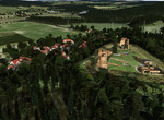 Zřícenina hradu Lichnice ...