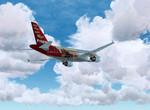Při letu do Nice
