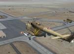 Mil Mi8. Test flight over Groom Lake.