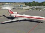 Felis Tu-154M ČSA retro