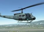 Nový prírastok do hangáru. UH-1H