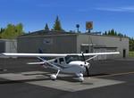 Cessna  Skycatcher po pristati v Angwinu
