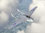 FSW de Havilland Sea Vampire