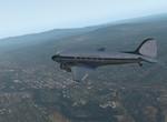 DC3 v rannom vzduchu