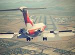 Vintage airliner.