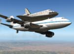 B747-100 NASA