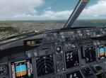 Landing at the Lisabon