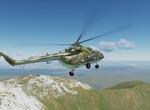 Mi-8 v kopcoch