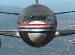 B737-300 po vzlete z Tenerife North