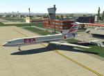 Tu-154M OK-UCF