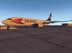 ZIBO 737 pushback