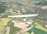 Cessna_172SP - nad Sumperkem