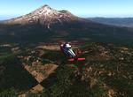 S-76C - Mount Shasta 4322 m