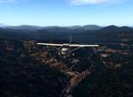 Cessna_172SP - nad Shasta Dam