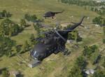 První let s Mi-8