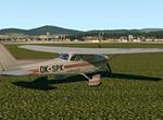 Cessna 172SP - OK-SPK