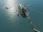 """Křižování s """"drobečkem"""" Mi-26"""