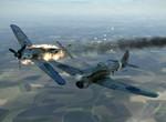 Tampest vs Focke Wulf 190A8