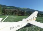 Male letistatko pred Bolzanem