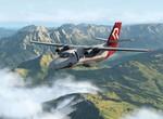 L-410 nad Alpami