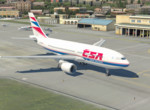 Po přistání na Korfu