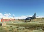 Španělská letiště 3 - LEUN pojíždění na stojánku