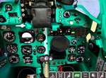 FSX MiG-21 MF start-up
