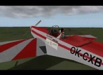X-Plane virtual aerobatics - VWAC 2013 Intermediate Unknown 2