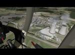 Jaderná elektrárna Temelín by Leguan X-plane 10