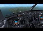 Approach PAKT s B737