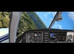 FSX:SE Caernarfon airport - EGCK takeoff