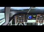 P3Dv3: Landing practise at Orcas Island