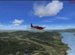 FSX / Pilatus PC-7SAF / Let Lugano - Lugano (LSZA)