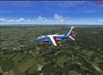 FSX / Alpha Jet-E / Košice (LZKZ) - Poprad-Tatry (LZTT)